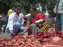 संकट में माटी के लाल : पेट है खाली, कैसे मनाएं दीपावली
