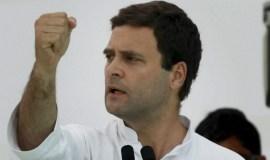 56 इंच की छाती वाला बॉक्सर रिंग में उतरा कोच आडवाणी को मारा मुक्का – राहुल गांधी