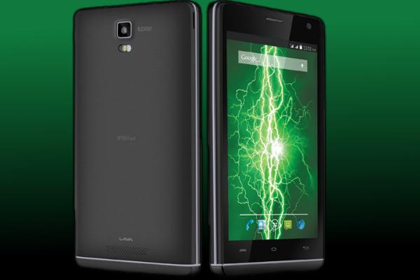 lava smart mobile phone