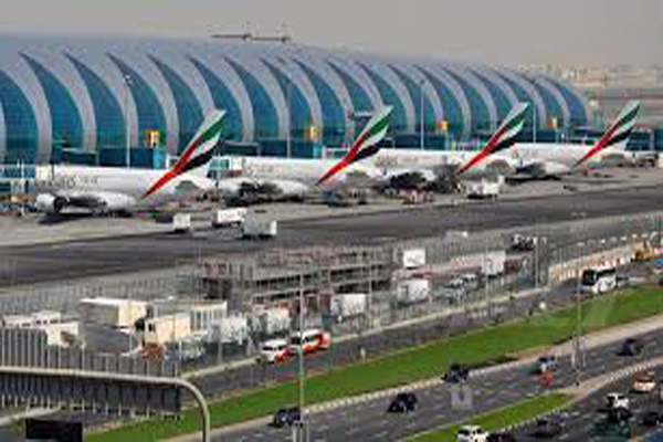 FILE-PHOTO -Dubai International Airport