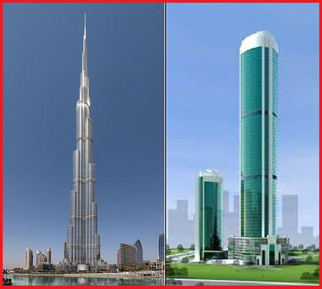Become the world's tallest building in the city of Surat