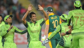 पाकिस्तान ने दक्षिण अफ्रीका को 29 रनों से हराया