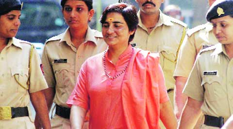 Sadhvi Pragya Singh