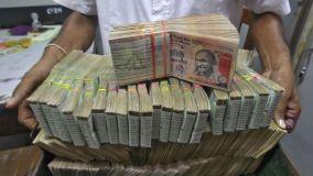 भारत में करोड़पतियों की संख्या में तेजी