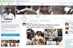 राहुल के जन्मदिन पर पीएम मोदी ने दी बधाई