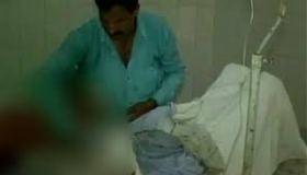उत्तर प्रदेश : थाने में 'जलाई गई' महिला ने दम तोड़ा