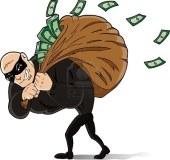 राज्यपाल के घर चोरी, नकदी और ज्वेलरी लेकर फरार हुए चोर