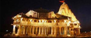 सोमनाथ मंदिर को बम से उड़ाने की मीली धमकी