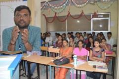 कर्मवीर विद्यापीठ में '' संविधान दिवस' का आयोजन