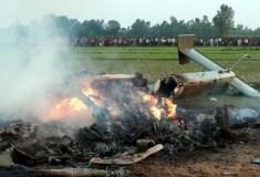 वैष्णोदेवी जा रहा हेलिकॉप्टर क्रैश, 7 की मौत