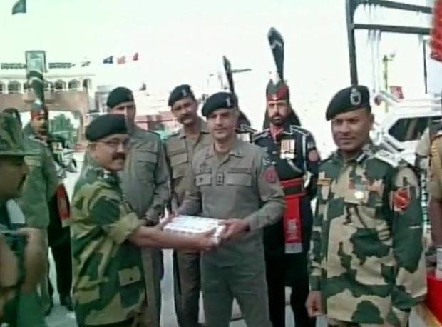 nawaz-sharif-wishes-diwali-to-hindu-community-in-pakistan-bsf-and-pakistan-rangers-exchange-sweets-at-wagah-border