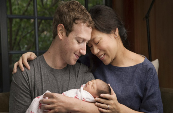 Mark Zuckerberg to donate 99pc of Facebook stock to charity