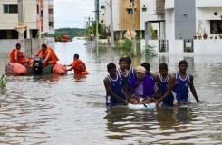 चेन्नई में आफत की बारिश, तोड़ा 100 साल का रिकॉर्ड