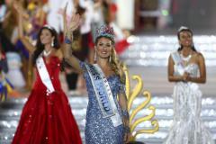 स्पेन की मिरिया लालागुना रोयो बनीं Miss World