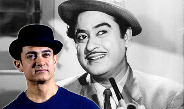 Aamir Khan Hopeful to Play Kishore Kumar in the Biopic