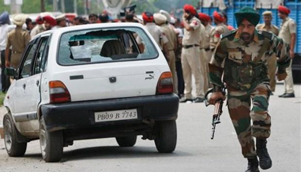 Pathankot terror attack  friendship and ambush