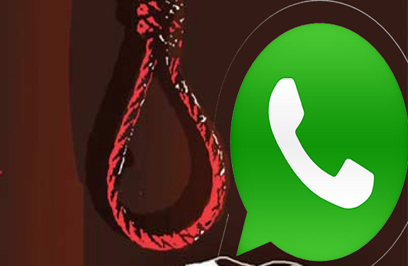 WhatsApp Suicide