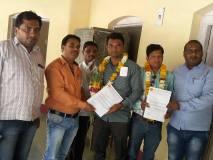 रेहान जिला संयोजक,निशात सिद्दिकी मीडिया प्रभारी नियुक्त