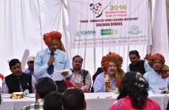 सीहोर की धरती पर कृषि वैज्ञानिकों का जमावड़ा