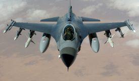 पाकिस्तान डरा, इस्लामाबाद में F-16 विमान ने भरी उड़ान