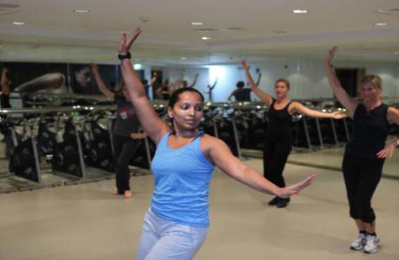 Meghna Naidu opens dancer
