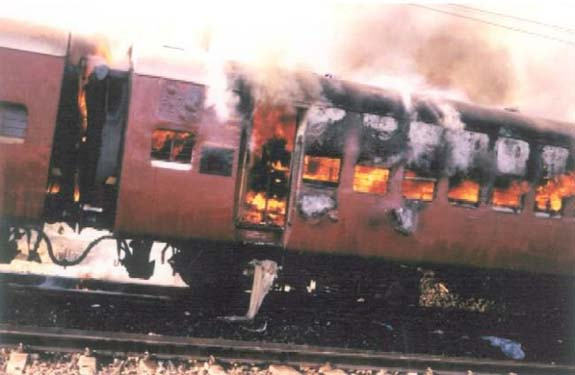 Godhra Train Burning