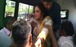 जामनगर : नाले में गिरीं बीजेपी सांसद पूनम माडम