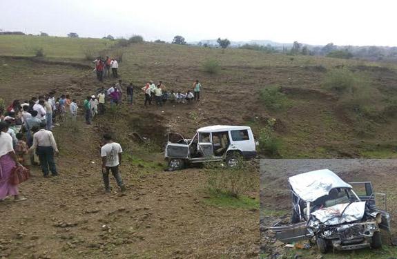 Mandla Road Accident