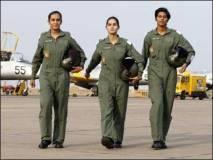 यह है देश की पहली लड़ाकू विमान महिला पायलट्स