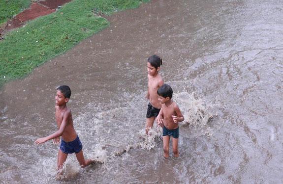 mandla rain