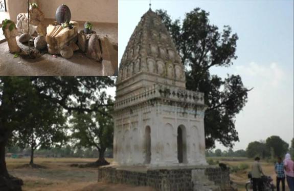 mandla temple