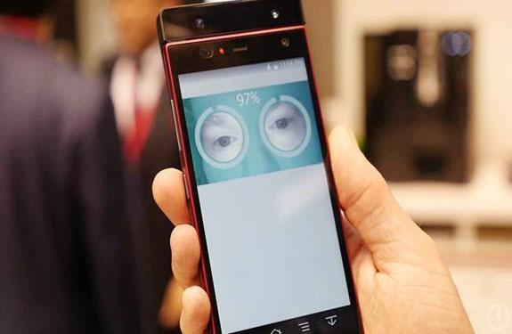 mobile htc smartphone