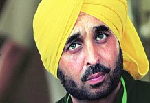 Aam Admi party MP Bhagwant Mann Related News