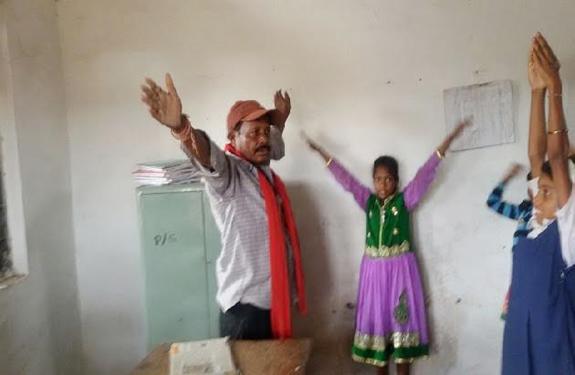 Drunk Teacher Mandla Viral Video
