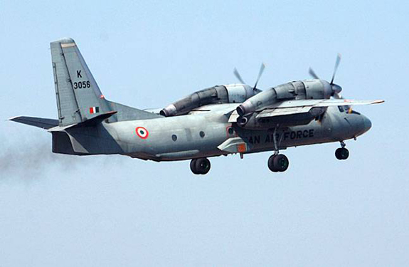 Indian Air Force AN-32 plane Missing News In Hindi