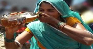 Indore, Alirajpur, Jhabua, tribal, beer, women, tadi, Madhya Pradesh, Crime graph