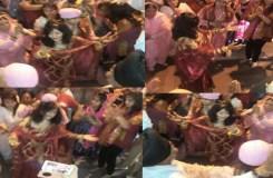 कल्कि महोत्सव : राधे मां ने जमकर किया डांस