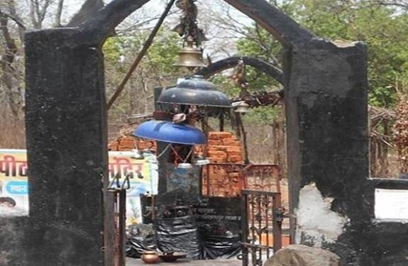 Shani Mandir Pooja in Rajkishrnagar Bilaspur Chhattisgarh