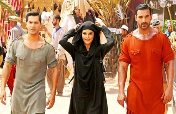 dishoom-box-office