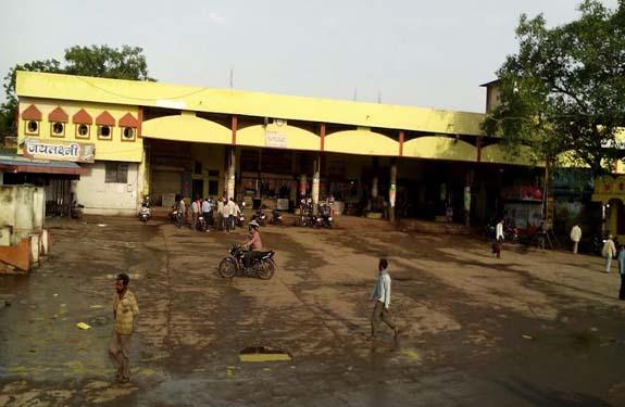 khandwa bus stand