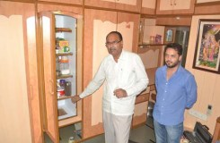 भाजपा विधायक के घर चोरी, परिचित ने लगाई सेंध ?