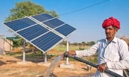 अब सौर ऊर्जा बदलेगी किसानों की किस्मत !