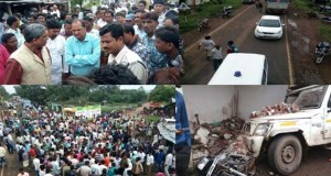 Madhya Pradesh Dindori Dist. Road Accident