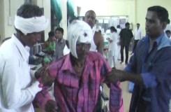 खंडवा: रीछ का हमला, युवक घायल