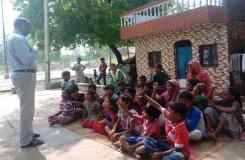 संस्था ने 24 बच्चे करवाए स्कूल में दाखिल