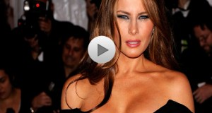 nude photos of Trump's wife Melania Trump