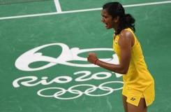 रियो में पीवी सिंधू की 5 उपलब्धियां !