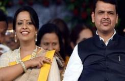 महाराष्ट्र सीएम की पत्नी न्यूयॉर्क फैशन-वीक में शो-स्टॉपर बनेंगी