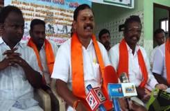 हिंदुत्व नेता अर्जुन संपत पर समुदायों में दुश्मनी फैलाने का केस दर्ज