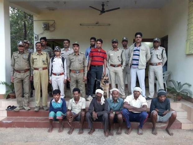 tiger-hunters-arrested
